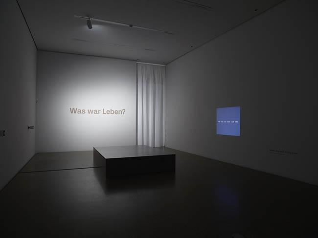 "Yann Mingard""Deposit""18.10.2014-18.01.2015Museum Folkwang, Essen"